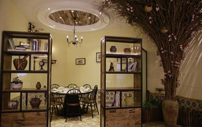 当今餐厅使用餐厅家具的三个变化