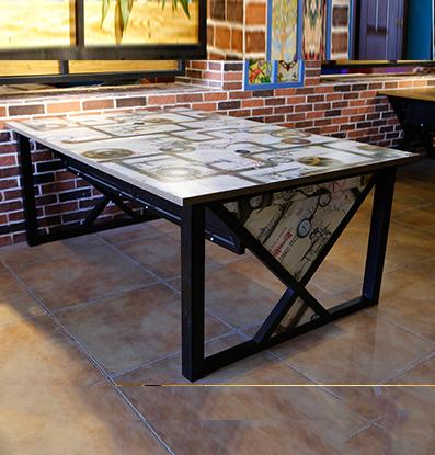 md087横式机箱桌