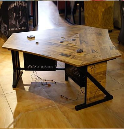 md110蜂巢桌